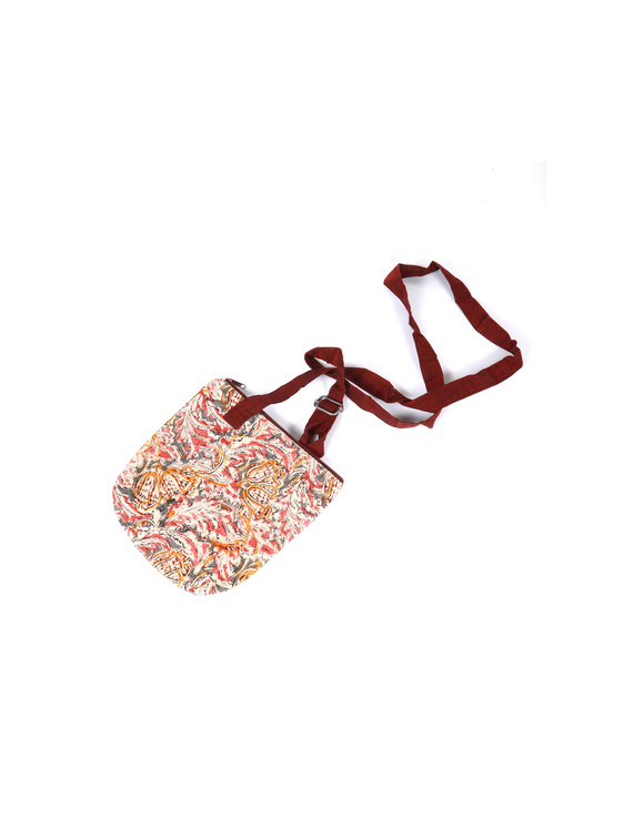Beige Sling bag : CPC01-2