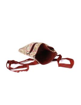 Beige Sling bag : CPC01-3-sm