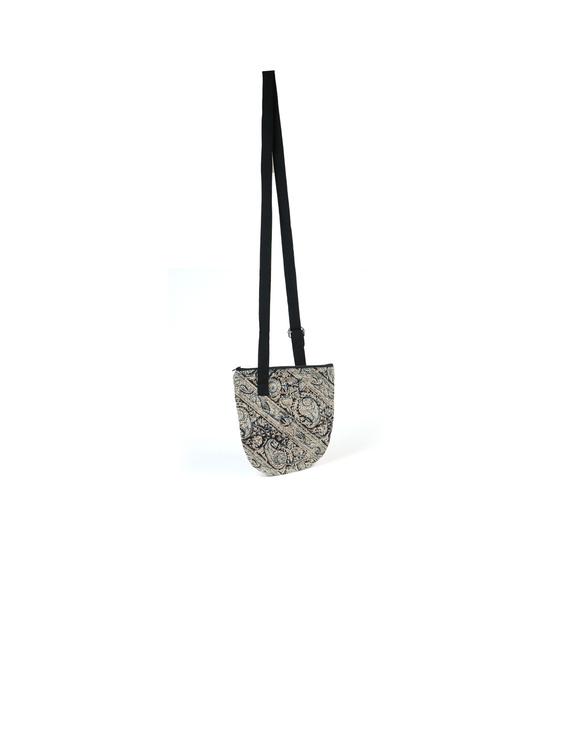 Black Sling bag : CPC02-1