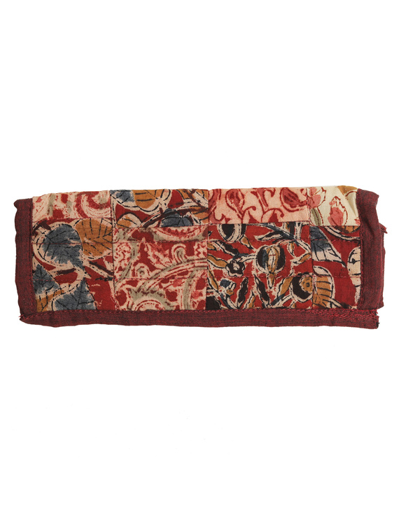 Seat belt cover  - brown : MSS02-1
