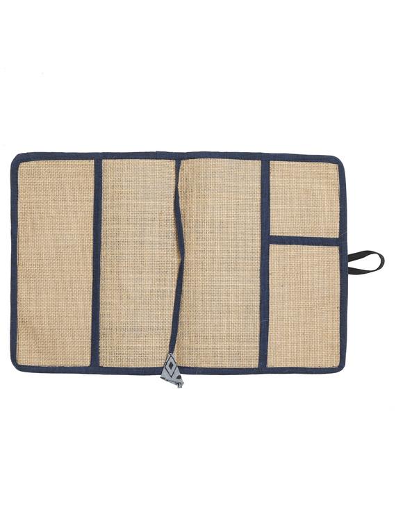 Reusable diary sleeve with diary  :  STJ02-Handmade paper-4