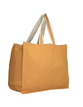 Canvas vegetable bag - yellow : MSV03-4-sm