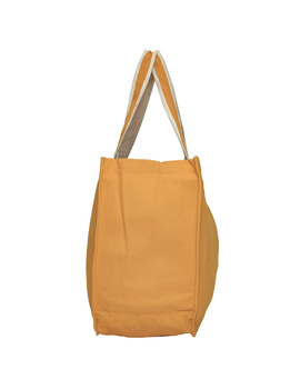 Canvas vegetable bag - yellow : MSV03-2-sm