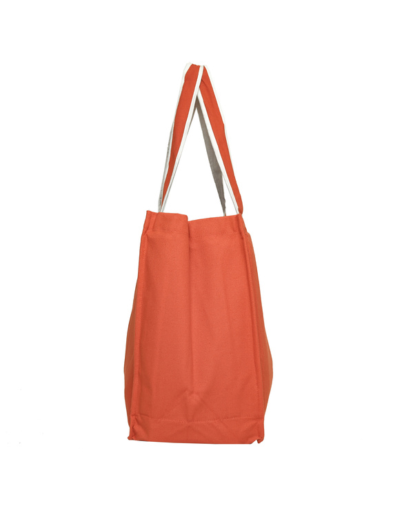 Canvas vegetable bag - orange : MSV02-2