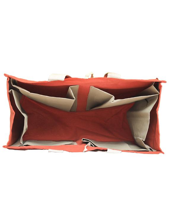 Canvas vegetable bag - orange : MSV02-4