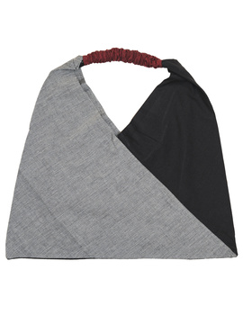 Black and grey cross strap bag : TBR01-2-sm