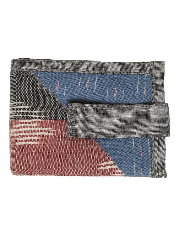 Narrow unisex wallet - grey : WLN02-2