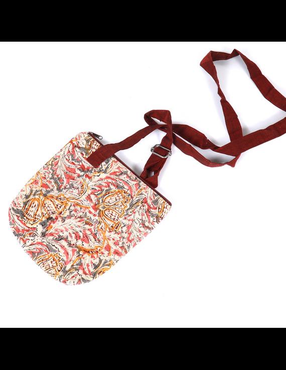 Beige Sling bag : CPC01-1