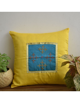 Silk cushion cover 2 : HCC30-HCC30-sm