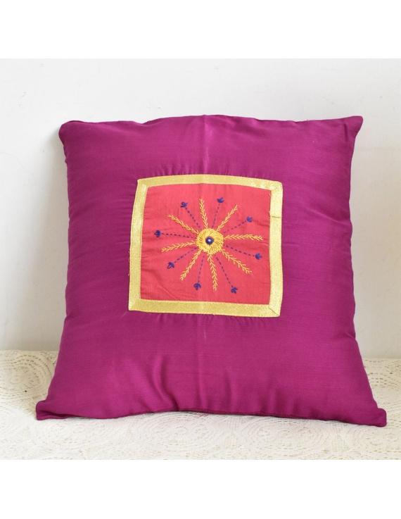 Silk cushion cover 3 : HCC31-HCC31