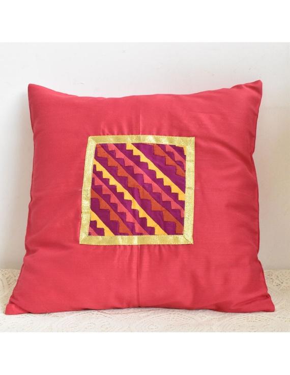 Silk cushion cover 1 : HCC29-HCC29