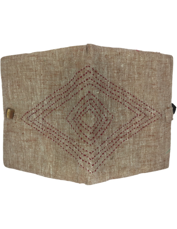 Notebook with embroidered cover : STN01-3
