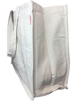 Canvas vegetable bag - white : MSV01-3-sm