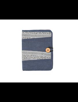 Reusable diary sleeve with diary  :  STJ02-Ruled-2-sm