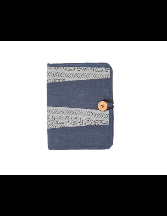 Reusable diary sleeve with diary  :  STJ02-Ruled-2