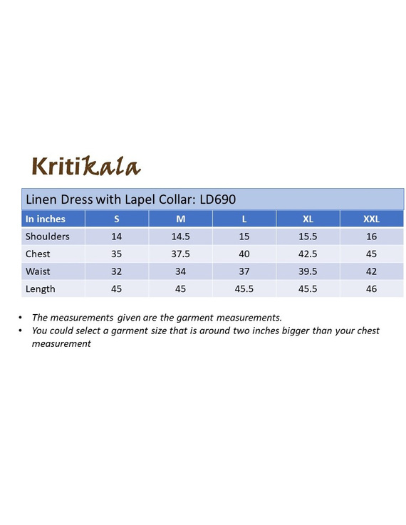 'Bloom' hand embroidered pure linen dress in yellow:LD690B-M-8