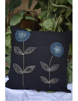 Embroidered cushion cover : HCC35-HCC35-sm