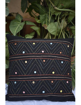 Embroidered cushion cover : HCC37-HCC37-sm