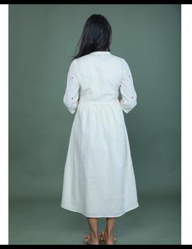 APPLIQUE WORK LONG JACKET DRESS WITH MATCHING INNER: LD710A-XL-2-sm