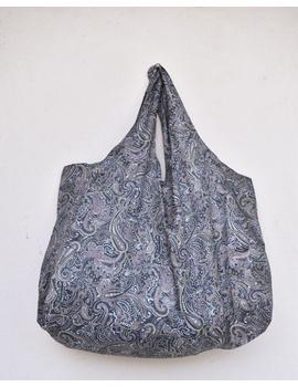 Eco-friendly folding shopping bag - MSK02-MSK02A-sm