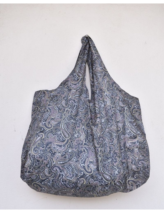 Eco-friendly folding shopping bag - MSK02-MSK02A