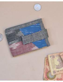 Narrow unisex wallet - grey : WLN02-WLN02-sm