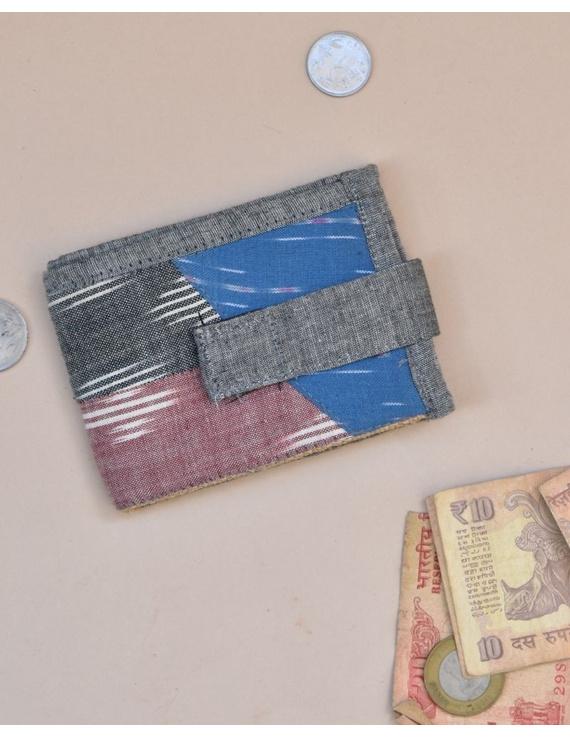 Narrow unisex wallet - grey : WLN02-WLN02