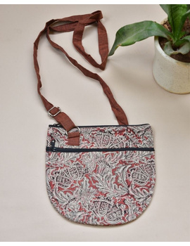 Beige Sling bag : CPC01-CPC01-sm