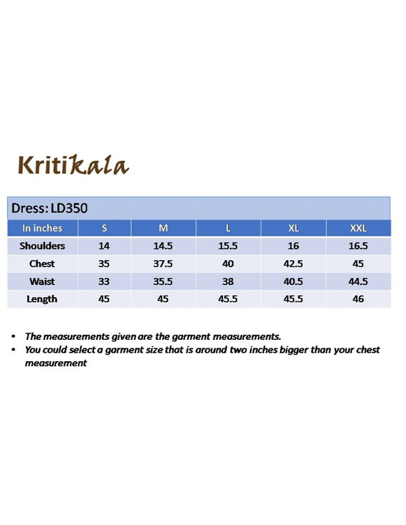 MOTIF A LINE DRESS IN DOUBLE IKAT : LD350-Blue-XL-4