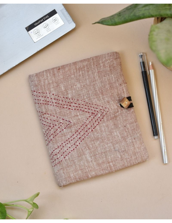 Notebook with embroidered cover : STN01-STN01