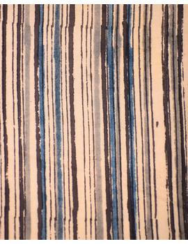 Kalamkari Laptop bag With Cross Body Strap - Blue : LBM01-5-sm