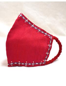 Assorted Silk mask - set of 4 : DMSO4-4-sm