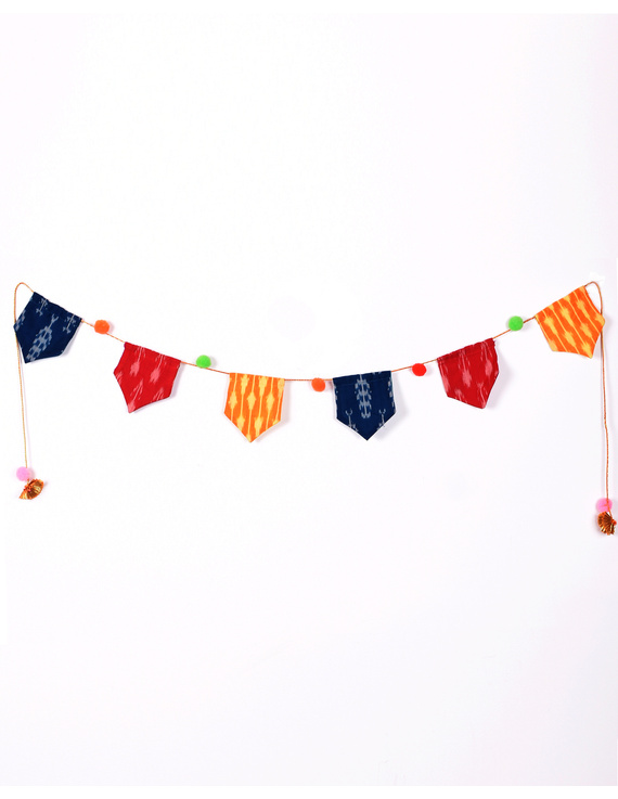 Ikat Toran Or Bunting Decoration For Walls And Doors : HWD03-1