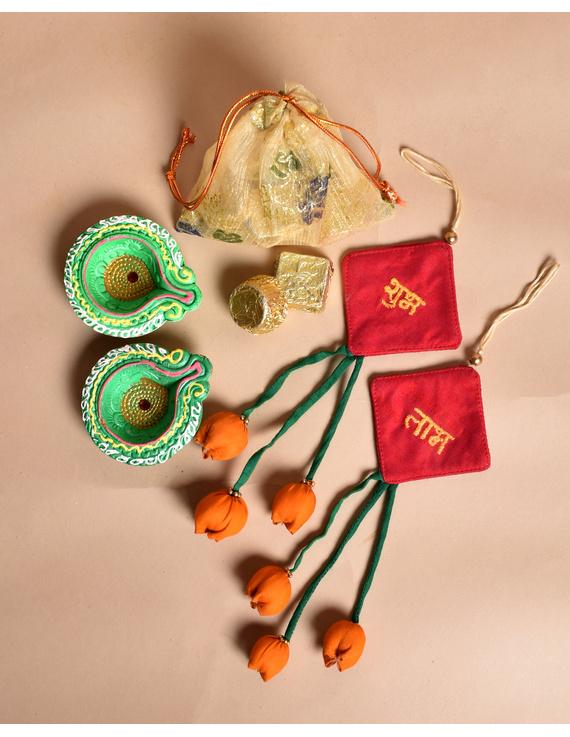 Handcrafted Diwali hamper option A: DHHA-1