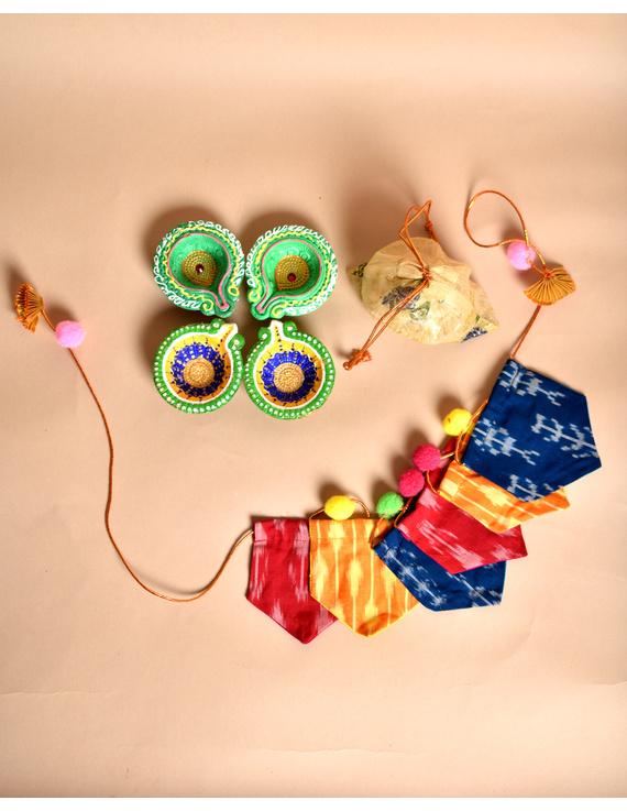 Handcrafted Diwali hamper option A: DHHB-1