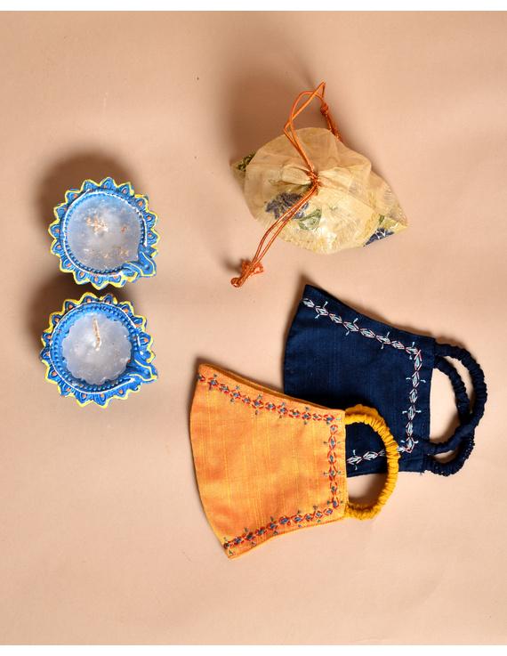 Handcrafted Diwali hamper option C: DHHC-1