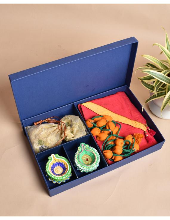 Rainbow Diwali hamper option A: DHRA-DHRA