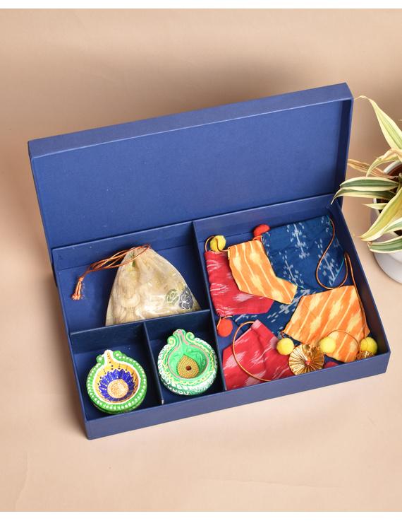 Handcrafted Diwali hamper option A: DHHB-DHHB