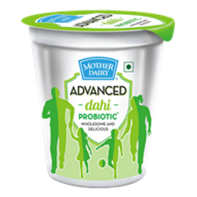 Mother Dairy Probiotic Dahi - B-Activ-SKU-Britania-009