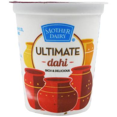 Mother Dairy Dahi-SKU-Britania-007