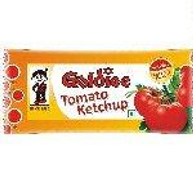 TOMATO KETCHUP PACKET 08g (100 Sachet)-GOLDIEE-241