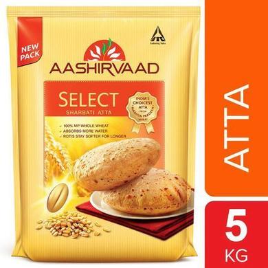 Aashirvaad Atta - Select-SKU-Atta-004
