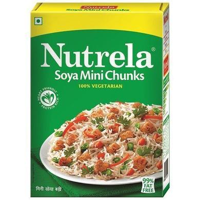 Nutrela Soya - Mini Chunk-SKU-DAL-016