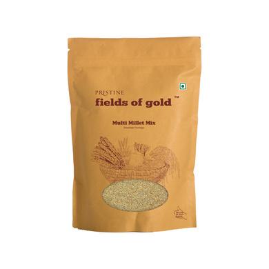 PRISTINE Fields Of Gold Organic Multi Millet Mix - Breakfast Porridge-SKU-DAL-023