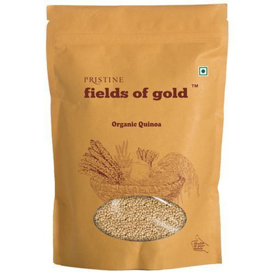 PRISTINE Fields Of Gold Organic Quinoa-SKU-DAL-024