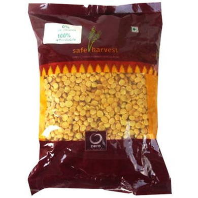 Safe Harvest Chana Dal - Pesticide Free-SKU-DAL-029