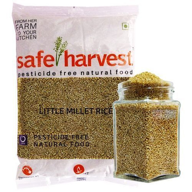 Safe Harvest Little Millet Rice - Pesticide Free-SKU-DAL-033