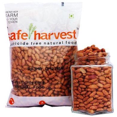Safe Harvest Rajma Chitra - Pesticide Free-SKU-DAL-037