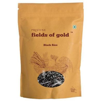 PRISTINE Fields Of Gold - Black Rice-SKU-Rice-070