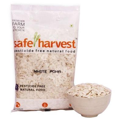 Safe Harvest White Poha - Pesticide Free-SKU-Rice-098